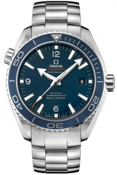 Omega Planet Ocean 600m 46mm Mens watch, model number - 232.90.46.21.03.001, discount price of £5,184.00 from The Watch Source