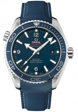 Omega Planet Ocean 600m 46mm Mens watch, model number - 232.92.46.21.03.001, discount price of £4,752.00 from The Watch Source