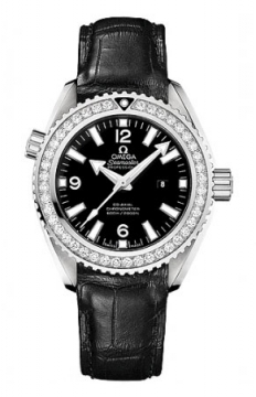 Omega Planet Ocean 600m 37.5mm Midsize watch, model number - 232.18.38.20.01.001, discount price of £8,770.00 from The Watch Source
