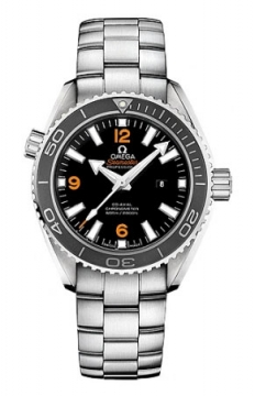 Omega Planet Ocean 600m 37.5mm Midsize watch, model number - 232.30.38.20.01.002, discount price of £3,672.00 from The Watch Source