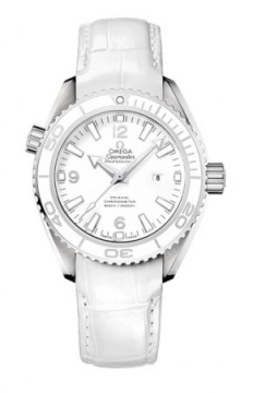 Omega Planet Ocean 600m 37.5mm Midsize watch, model number - 232.33.38.20.04.001, discount price of £3,600.00 from The Watch Source