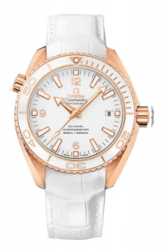 Omega Planet Ocean 600m 42mm Mens watch, model number - 232.63.42.21.04.001, discount price of £15,012.00 from The Watch Source