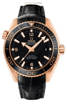 Omega Planet Ocean 600m 46mm Mens watch, model number - 232.63.46.21.01.001, discount price of £15,060.00 from The Watch Source