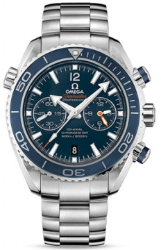 Omega Planet Ocean 600m Co-Axial Chronograph 45.5mm Mens watch, model number - 232.90.46.51.03.001, discount price of £6,408.00 from The Watch Source