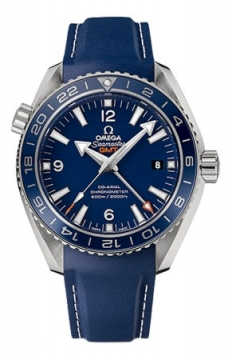 Omega Planet Ocean GMT 600m Mens watch, model number - 232.92.44.22.03.001, discount price of £5,100.00 from The Watch Source