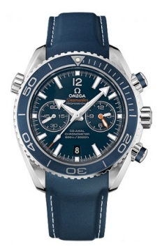 Omega Planet Ocean 600m Co-Axial Chronograph 45.5mm Mens watch, model number - 232.92.46.51.03.001, discount price of £5,355.00 from The Watch Source
