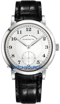 A. Lange & Sohne 1815 Manual Wind 40mm Mens watch, model number - 233.025, discount price of £24,030.00 from The Watch Source