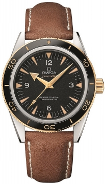 Buy this new Omega Seamaster 300 Master Co-Axial 41mm 233.22.41.21.01.001 mens watch for the discount price of £5,112.00. UK Retailer.