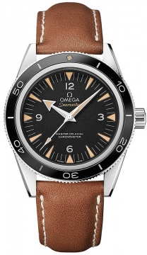 Buy this new Omega Seamaster 300 Master Co-Axial 41mm 233.32.41.21.01.002 mens watch for the discount price of £3,715.00. UK Retailer.