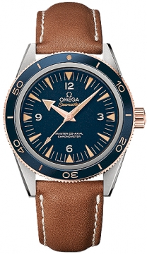 Buy this new Omega Seamaster 300 Master Co-Axial 41mm 233.62.41.21.03.001 mens watch for the discount price of £6,552.00. UK Retailer.