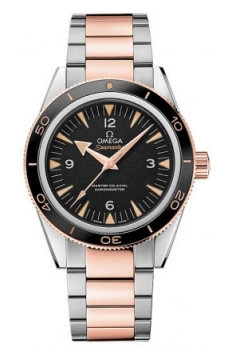 Omega Seamaster 300 Master Co-Axial 41mm Mens watch, model number - 233.20.41.21.01.001, discount price of £7,135.00 from The Watch Source