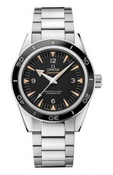 Omega Seamaster 300 Master Co-Axial 41mm Mens watch, model number - 233.30.41.21.01.001, discount price of £3,960.00 from The Watch Source