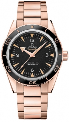 Buy this new Omega Seamaster 300 Master Co-Axial 41mm 233.60.41.21.01.001 mens watch for the discount price of £20,520.00. UK Retailer.
