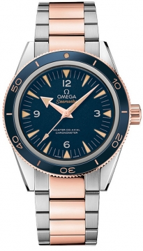 Buy this new Omega Seamaster 300 Master Co-Axial 41mm 233.60.41.21.03.001 mens watch for the discount price of £9,000.00. UK Retailer.
