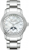 Blancpain Leman Ladies Moonphase & Complete Calendar 34mm 2360-1191a-71 watch
