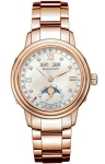 Blancpain Leman Ladies Moonphase & Complete Calendar 34mm 2360-3691a-76 watch