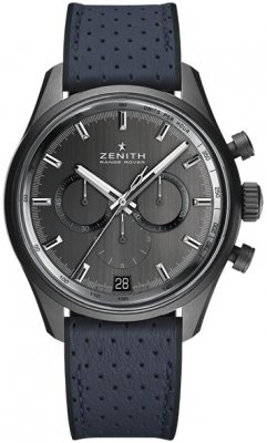 Buy this new Zenith Chronomaster El Primero 42mm 24.2040.400/27.r796 mens watch for the discount price of £6,205.00. UK Retailer.