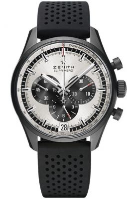 Buy this new Zenith Chronomaster El Primero 42mm 24.2041.400/01.r576 mens watch for the discount price of £5,760.00. UK Retailer.