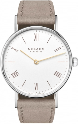 Nomos Glashutte Ludwig 33 Duo 32.8mm 241 watch