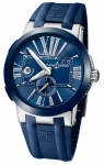 Ulysse Nardin Executive Dual Time 43mm 243-00-3/43 watch