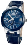 Ulysse Nardin Executive Dual Time 43mm 243-00/43 watch
