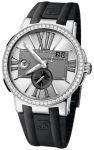 Ulysse Nardin Executive Dual Time 43mm 243-00b-3/421 watch