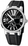 Ulysse Nardin Executive Dual Time 43mm 243-00b-3/42 watch