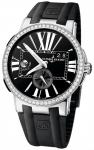Ulysse Nardin Executive Dual Time 43mm 243-00b-3/42 watch