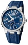 Ulysse Nardin Executive Dual Time 43mm 243-00b-3/43 watch