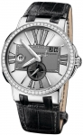 Ulysse Nardin Executive Dual Time 43mm 243-00b/421 watch