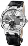 Ulysse Nardin Executive Dual Time 43mm 243-00b/421 watch