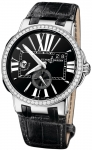 Ulysse Nardin Executive Dual Time 43mm 243-00b/42 watch