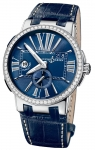 Ulysse Nardin Executive Dual Time 43mm 243-00b/43 watch
