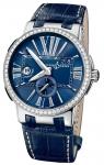 Ulysse Nardin Executive Dual Time 43mm 243-00b/43 watch
