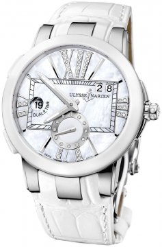 Ulysse Nardin Executive Dual Time Lady 243-10/391 watch