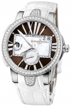 Ulysse Nardin Executive Dual Time Lady 243-10B/30-05 watch