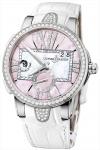 Ulysse Nardin Executive Dual Time Lady 243-10B/397 watch