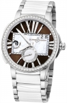 Ulysse Nardin Executive Dual Time Lady 243-10b-7/30-05 watch