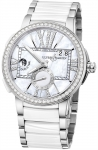 Ulysse Nardin Executive Dual Time Lady 243-10b-7/391 watch