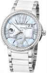Ulysse Nardin Executive Dual Time Lady 243-10b-7/393 watch
