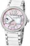 Ulysse Nardin Executive Dual Time Lady 243-10b-7/397 watch