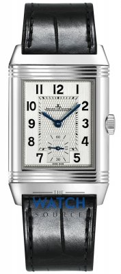 Buy this new Jaeger LeCoultre Reverso Classic Medium Small Seconds 2438520 mens watch for the discount price of £4,905.00. UK Retailer.
