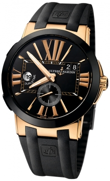 Ulysse Nardin Executive Dual Time 43mm 246-00-3/42 watch