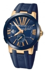 Ulysse Nardin Executive Dual Time 43mm 246-00-3/43 watch