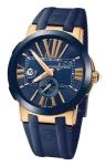 Ulysse Nardin Executive Dual Time 43mm 246-00-3/43 watch
