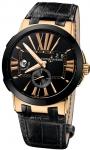 Ulysse Nardin Executive Dual Time 43mm 246-00-5/42 watch