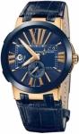 Ulysse Nardin Executive Dual Time 43mm 246-00-5/43 watch