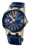 Ulysse Nardin Executive Dual Time 43mm 246-00/43 watch