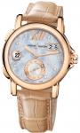 Ulysse Nardin GMT Big Date 37mm 246-22/392 watch