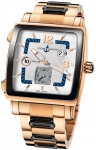 Ulysse Nardin Quadrato Dual Time 246-92cer-8m/600 watch